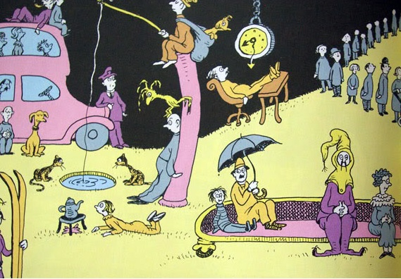 The Waiting Place - By Dr. Seuss