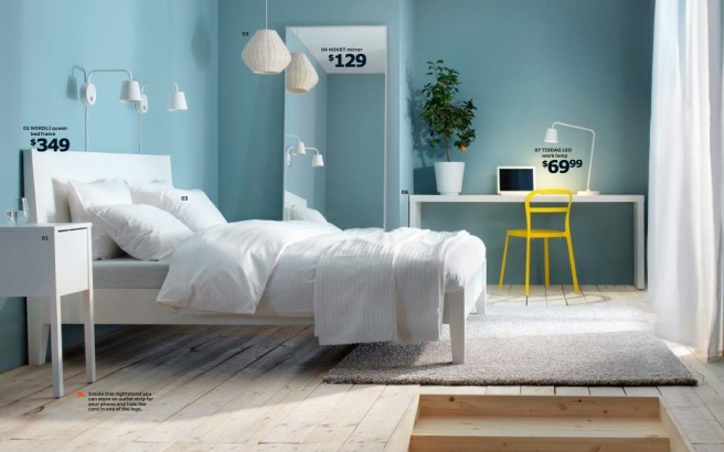 """An IKEA """"show room"""""""